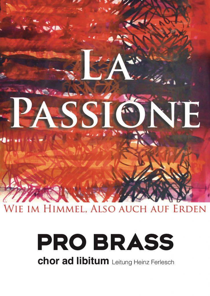 Programm: Pro Brass Lapassione